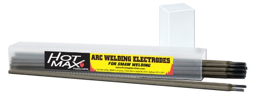 Hot Max 23057 5/32-Inch E7018 1# ARC Welding Electrodes ()