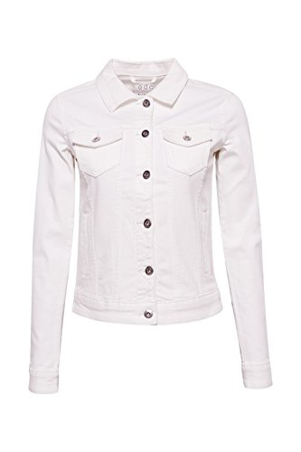 white 100 In Bianco By Giacca Donna Jeans Esprit Edc gAq0n