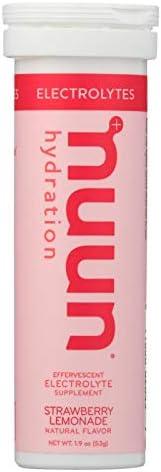 Nuun Hydration Active Strawberry Lemonade