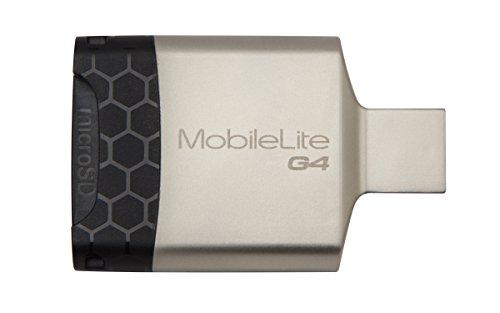 Kingston Digital USB 3.0 Portable Card Reader for SD, SDXC,