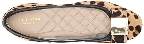 Pictures of Cole Haan Women's Tali Modern Bow Ballet Flat TaliModernBowBallet 2