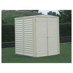 duramax 5 x 5 stronglasting yardmate vinyl storage shed 00711 dm - Garden Sheds 8 X 5