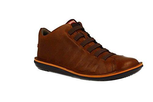 Camper Mens Shoes (Camper Men's Beetle Fashion Sneaker, Brown 4, 41 EU/8 M US)