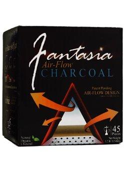 Fantasia Natural Hookah Charcoal Lasting
