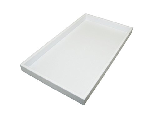 Display White Tray (Regal Pak ® White Full Size 1