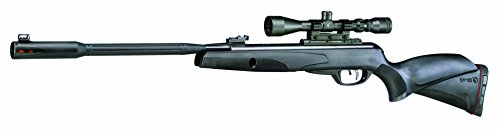 (Gamo Whisper Fusion Mach 1 6110063254 Air Rifles .177 3-9x4)