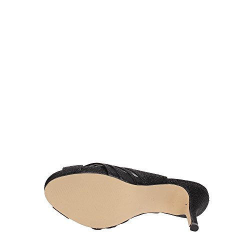 Pacomena 07538 Sandalo Donna BLACK 37