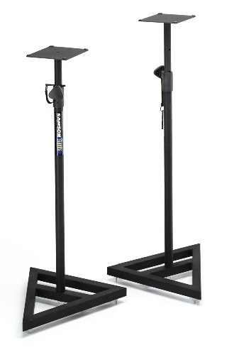 Column Studio Monitor Stand - 3