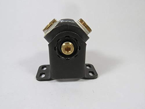 7//8 ID Parker 6684 25 22 Transair 25 mm 2 Port Wall Bracket