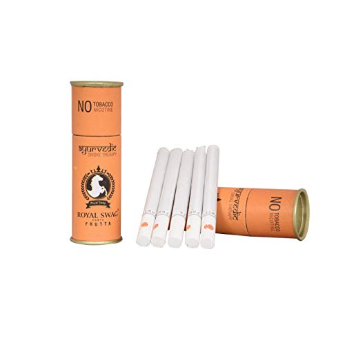 Royal Swag Herbal Cigarette FRUTTA 100% No Nicotine