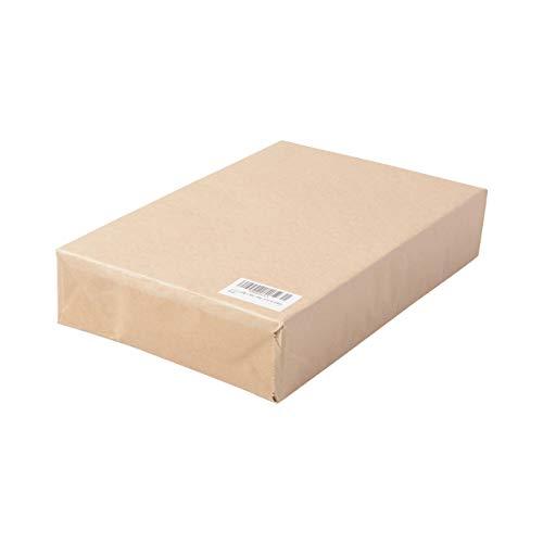 【光沢 / 厚紙】 レーザープリンターA4サイズ用紙 コート紙<110kg> 500枚