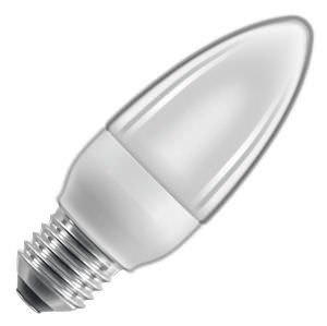 (Philips 202804 - EL/A CAN 9W Torpedo Screw Base Compact Fluorescent Light Bulb)