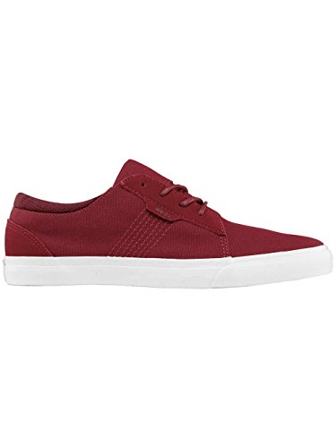 Reef Herren Ridge Sneaker Rot (Rot/Weiß)