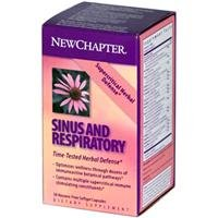 New Chapter Supercritical Sinus and Respiratory, 30 Softgel