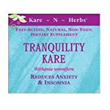 Kare-N-Herbs Tranquility Kare Tablets, 40 Count Review