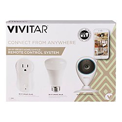 Deluxe Record Port (Vivitar(R) Deluxe Home Automation Starter Kit)