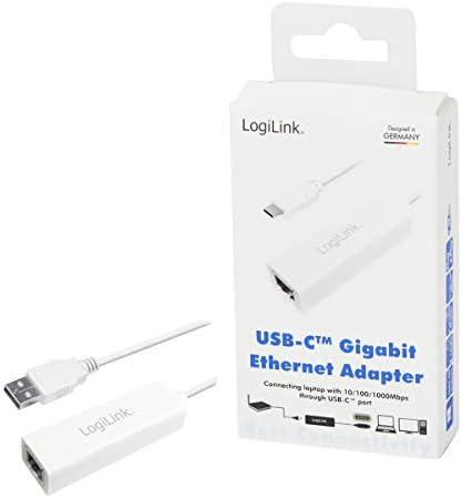 Logilink Ua0144b Usb 2 0 Zu Fast Ethernet Rj45 Adapter Computer Zubehör