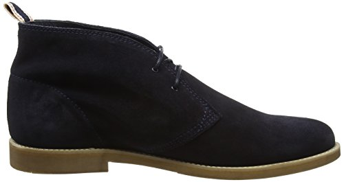 JACK & JONES Herren Alpha Chuka Boots Blue (Navy Blazer)