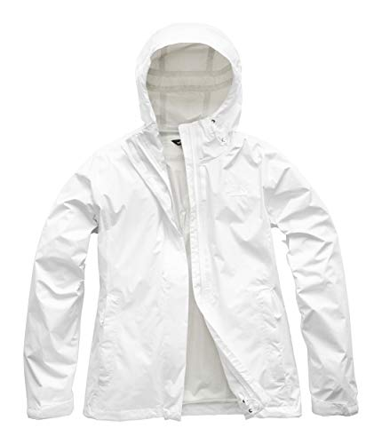 The North Face Women's Venture 2 Jacket Plus Size TNF White/TNF White XX-Large