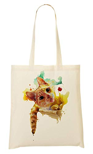 Animals Compra Funny Adorable Ams To De Cute Mano Joke Nice Watercolor La Pets Collection amp; Bolsa Bolso qFtw0Fa