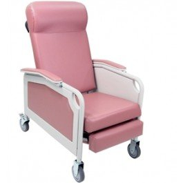 Winco 5261 Convalescent Patient Medical Recliner Chair