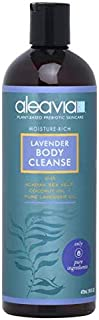 product image for ALEAVIA Lavender Enzymatic Body Cleanse, 16 Fluid Ounce