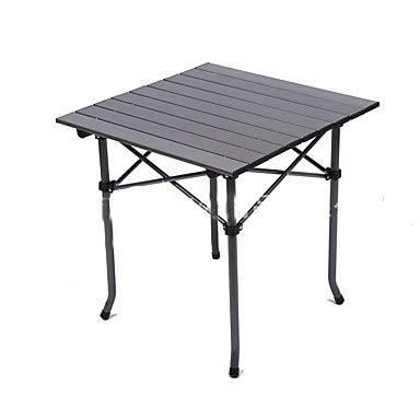 Mesa para Camping Al Aire Libre Portátil, Ligero, Doblez Aluminum ...