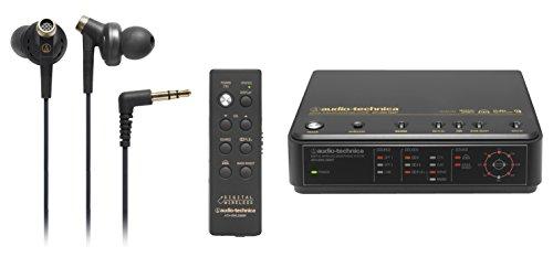 Audio Technica ATH-DWL3300   Digital Wireless Headphone System (Japanese Import)