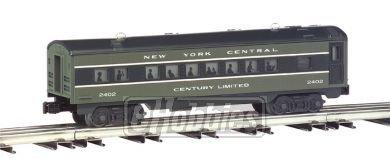 O-27 Williams Streamline Passenger Set, NYC (4)