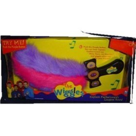 The Wiggles Captain Feathersword Laughin' -