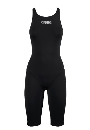 Arena Women's Powerskin St Fbsl Race Powerskin St Full Body Short Leg Suit - Black
