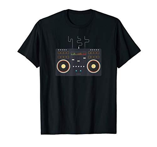 DJ Mixer Shirt (19' Workstation Mixer Dj)