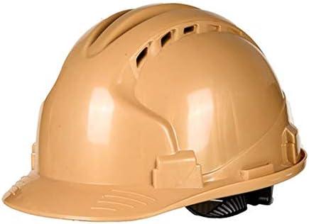 Rui Peng 安全性 ハード帽子 - 「冷静さを保つ」換気用ヘルメット、完全に調整可能、キャップスタイル、エンジニアリング換気用ヘルメット安全保護電源建設作業員衝撃ヘルメット (Color : #01)