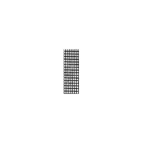 NEW YORK WIRE CO - HANOVER 42IN. X100FT. 18X16 BLK ALUM SCREEN -