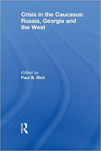 Book Crisis in the Caucasus: Russia, Georgia and the West (2012-06-01)