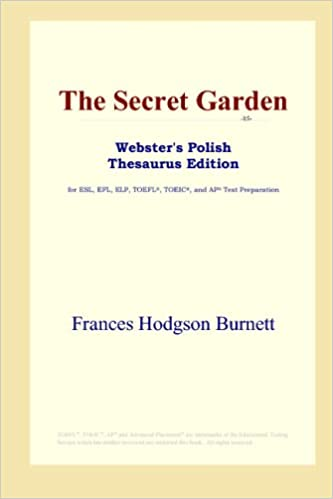 The Secret Garden (Webster's Polish Thesaurus Edition)