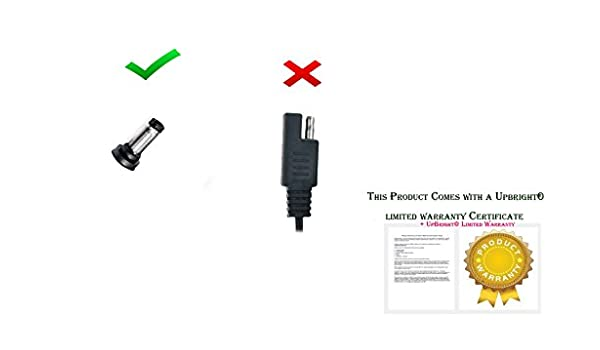CHARGER AC adapter for KT1148 KID TRAX Planes Dusty Quad ride on 6V batt