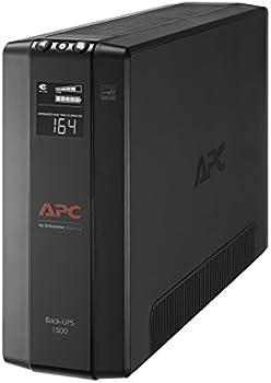 APC 1500VA Compact UPS Battery Backup & Surge Protector