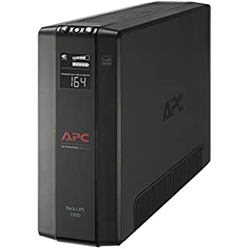 Amazon.com: APC Back-UPS Pro 1500VA UPS Battery Backup & Surge ... on