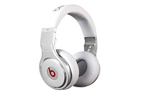 Beats Pro Over-Ear Wired Headphones - White