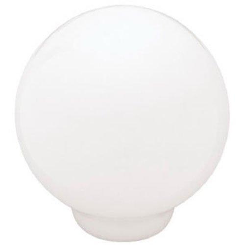 Brainerd P95515V-W-C7 1-1/4-Inch Ceramic Ball Top Cabinet Hardware (Ceramic Ball Cabinet Knob)
