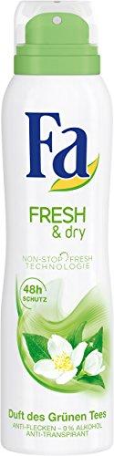 Fa Deospray Fresh & Dry, 6er Pack (6 x 150 ml)