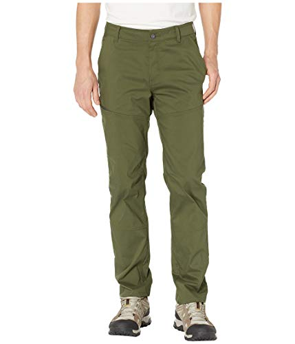 Mountain Hardwear Mens AP Pant for Hiking, Climbing, Commuting and Office - Dark Army - 32W x 30L