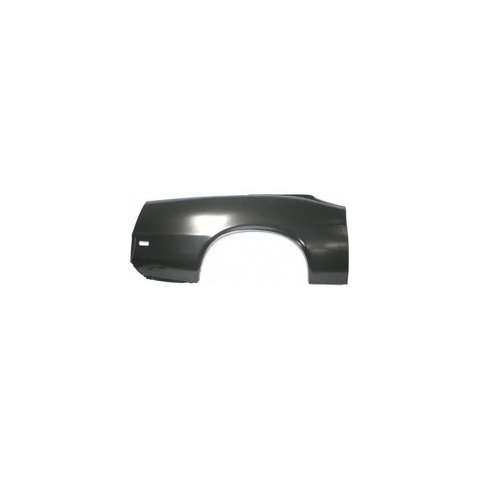 70 FORD MUSTANG QUARTER PANEL RH (PASSENGER SIDE), Skin only Coupe & Convertible (1970 70) F00550127 1667044R