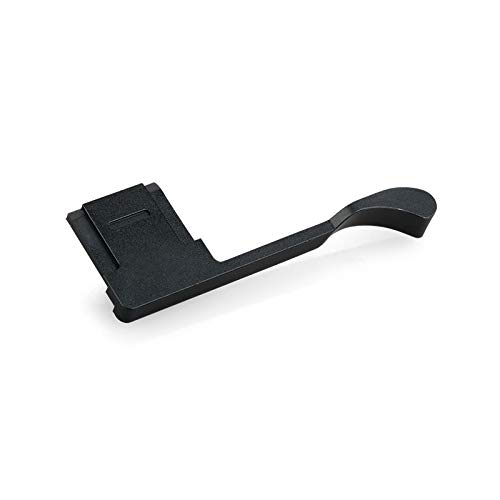 EWOOP GR3-G Thumbs Up Grip Solo dise/ñado para Ricoh GR3 GRIII Mejor Equilibrio y Comodidad de Agarre la /última versi/ón de Forma Segura la c/ámara c/ámara de Agarre de Metal Negro