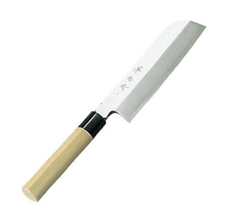 Mr.Kanematsu Nippon Acero hoz tipo hoja delgada Kotobuki 21 ...