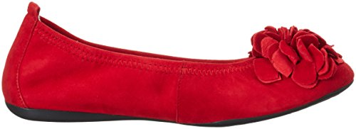 Andrea Conti Dames 0097407 Gesloten Flat Rood (red)