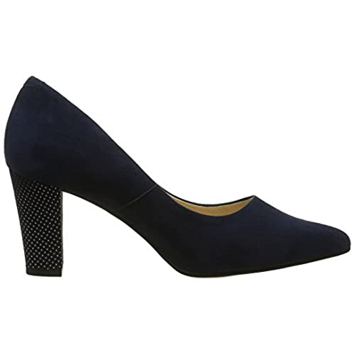 Piazza Womens Pumps JeansBlue [4SrEx0408998] $47.99