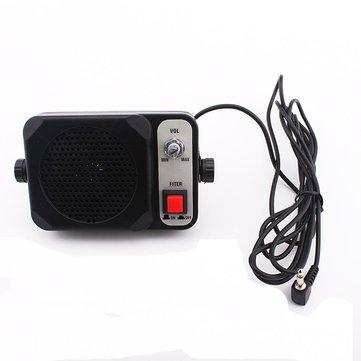 Automobile Exogenous Loudspeaker - Car Radio External Audio Ts750 Speaker Intercom - Railway Railcar Extrinsic System Machine International Unit Motorcar Foreign Talker Elevator - (Car Audio Impedance)