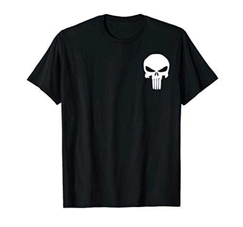 The Punisher Woman (Marvel The Punisher Classic Skull Pocket Graphic)